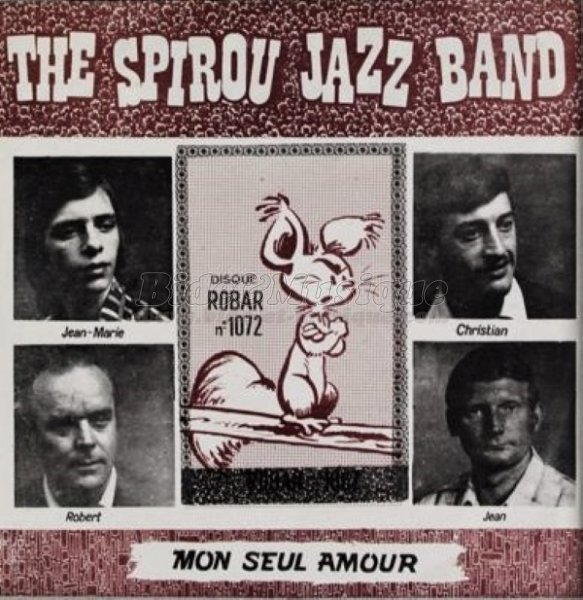 The Spirou Jazz Band - Instruments du bide, Les