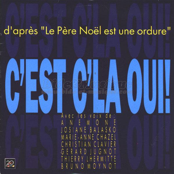 Gratuit Citation Le Pere Noel Est Une Ordure Therese - FraisCitation