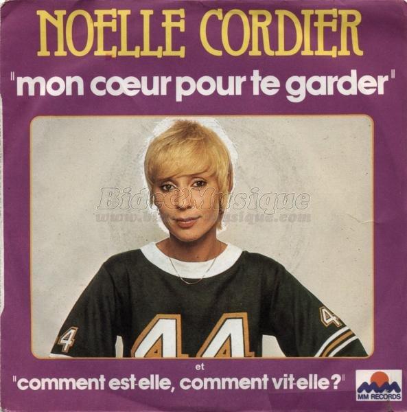 Mon Cœur Pour Te Garder Par Noelle Cordier Fiche Chanson B M