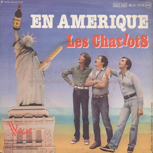 Les Charlots - En Am�rique