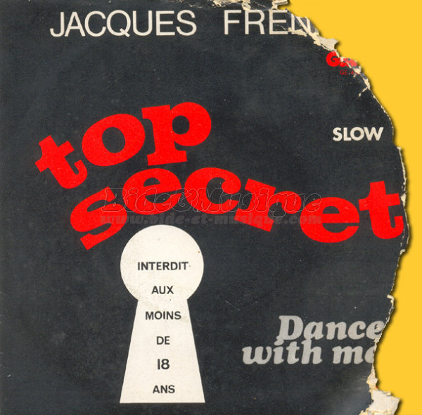 Jacques Frençay - Top secret