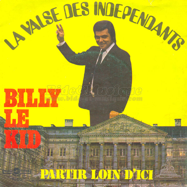 Billy le Kid - La valse des indépendants