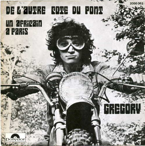 Gregory Ken - Un africain à Paris