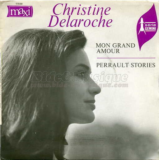 Christine Delaroche - Perrault stories