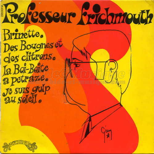 Professeur Frichmouth - Brinette
