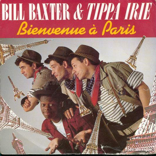 Bill Baxter and Tippa Irie - Bide à Paris