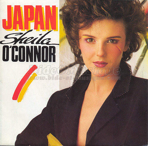 Sheila O'Connor - Japan