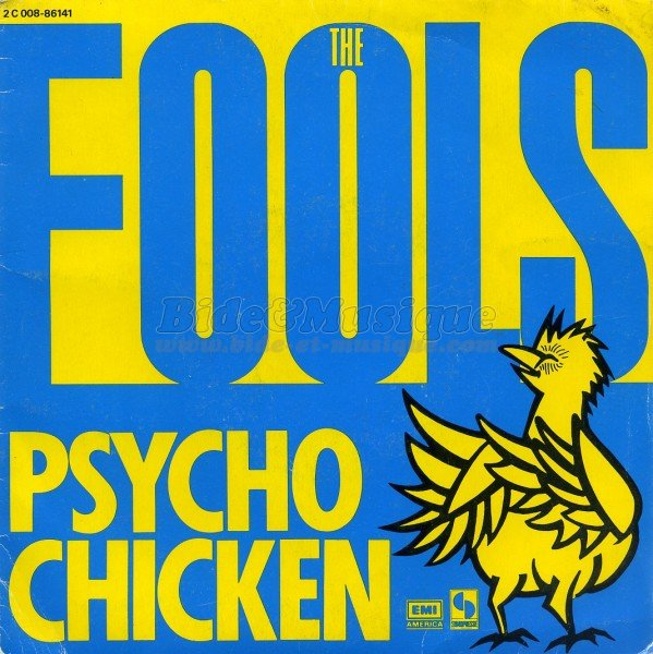 The Fools - Psycho Chicken (clucked version)