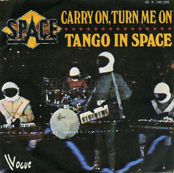 Space - Tango in Space