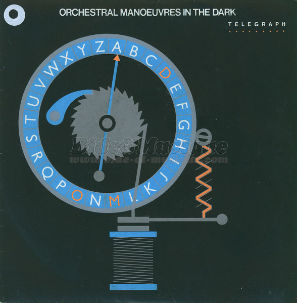 Orchestral Manœuvres in the Dark - Telegraph