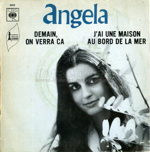 Angela - Demain, on verra ça