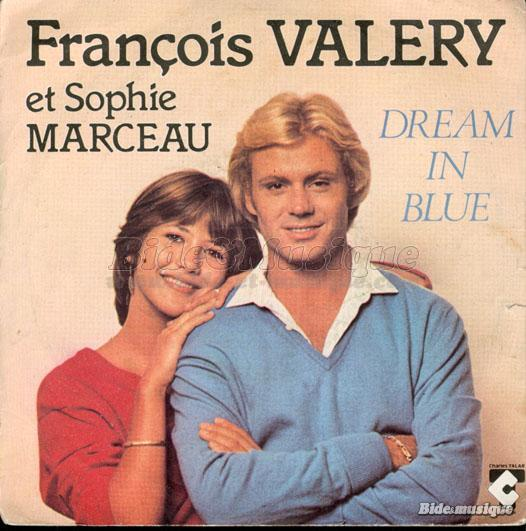 Fran�ois Val�ry et Sophie Marceau - Dream in blue