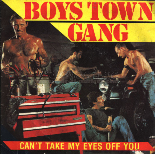 Boys Town Gang   Canu0027t Take My Eyes Off You.