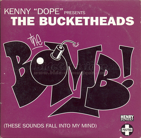 The Bucketheads - The bomb ! (These sounds fall into my mind)