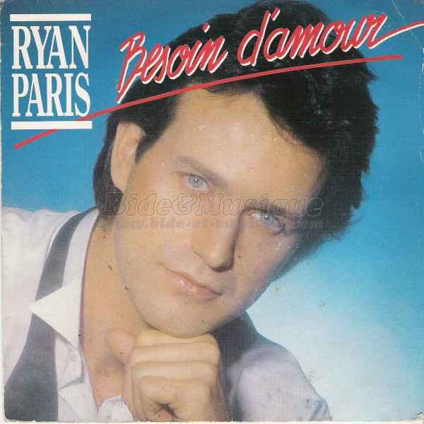 Ryan Paris - Besoin D'Amour 12