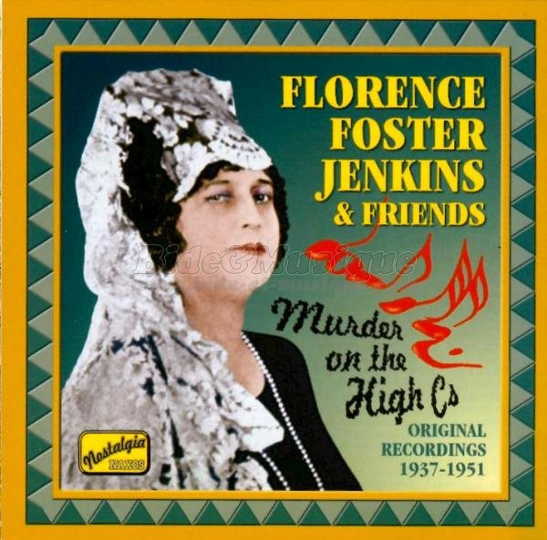 Florence Foster Jenkins - Queen of the night