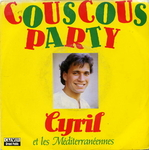 Cyril et les m�diterran�ennes - Couscous party