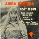 Annie Philippe - Ticket de quai