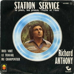 Richard Anthony - Station service