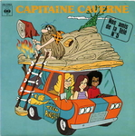 Roger Carel - Capitaine Caverne