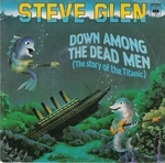 Steve Glen - Down among the dead men