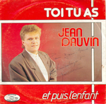 Jean Dauvin - Toi tu as