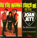 Joan Jett & the Blackhearts - Do you wanna touch me (Oh Yeah)