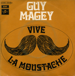 Guy Magey - Vive la moustache