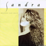 Sandra - Heaven can wait