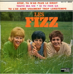 Les Fizz - Stop, tu n'as plus le droit (stop in the name of love)