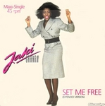 Jaki Graham - Set me free