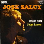 José Salcy - African night