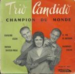 Trio Candido - Le vol du bourdon