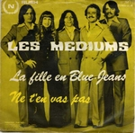 Les mediums - La fille en blue-jeans