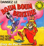 Guy de Paris - Boum Boum Benzine