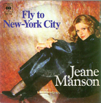 Jeane Manson - Fly to New-York City