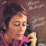 Annie Girardot - Absence prolong�e