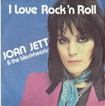 Joan Jett and the Blackhearts - I love Rock'n Roll
