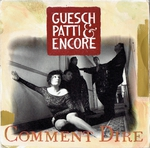 Guesch Patti - Comment dire