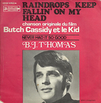 B.J.Thomas - Raindrops keep fallin' on my head