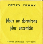 Yetty Terry - Nous ne dormirons plus ensemble