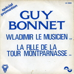 Guy Bonnet - La fille de la Tour Montparnasse