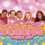 Bubbles - Happy girl