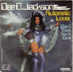 Dee D. Jackson - Automatic Lover