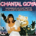 Chantal Goya - Monsieur le chat botté