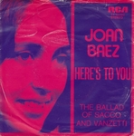 Joan Baez - Here's to you