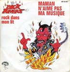Dick Rivers - Maman n'aime pas ma musique