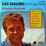 Lee Majors - Unknown stuntman