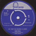 Dora Bryan - All i want for Christmas is a Beatle