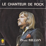 Pierre Billon - Le chanteur de rock